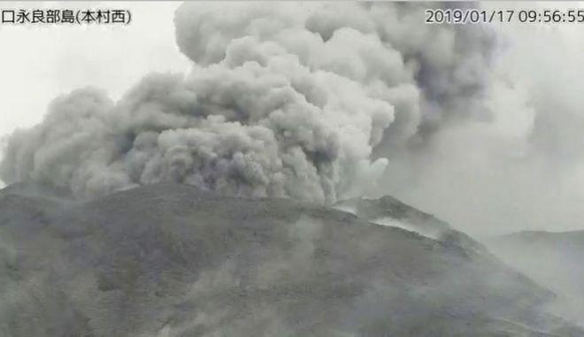 Ηφαιστειακή έκρηξη