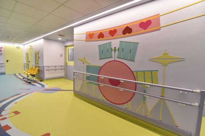 Ο ΟΠΑΠ ανακαίνισε πλήρως την Καρδιολογική Μονάδα στο παιδιατρικό νοσοκομείο
