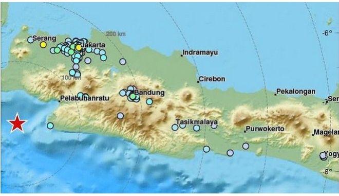 Σεισμός 6,4 Ρίχτερ στην Ινδονησία
