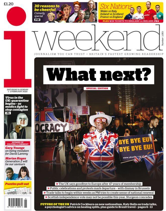 Brexit: Διχασμένος ο βρετανικός τύπος - Τι λένε τα πρωτοσέλιδα