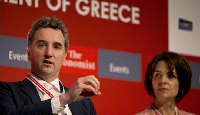 Κοστέλο: Σε σωστή τροχιά η Ελλάδα - Μακρύς ο δρόμος των μεταρρυθμίσεων