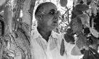 Ο βραβευμένος με Νόμπελ Έλληνας ποιητής Γιώργος Σεφέρης