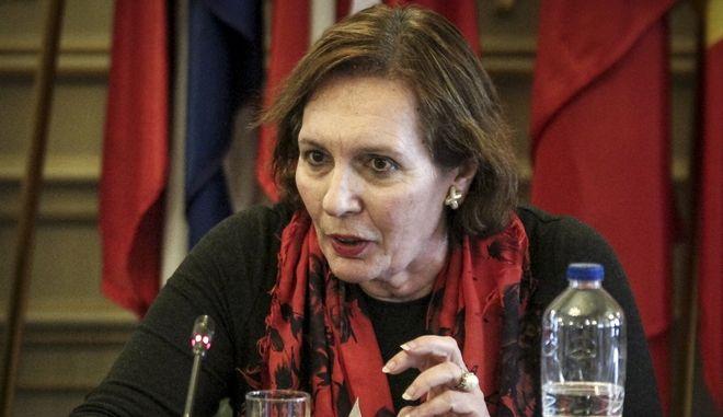 Η πρώην πρόεδρος της ελληνικής επιτροπής της Unicef, Σοφία Τζιτζίκου