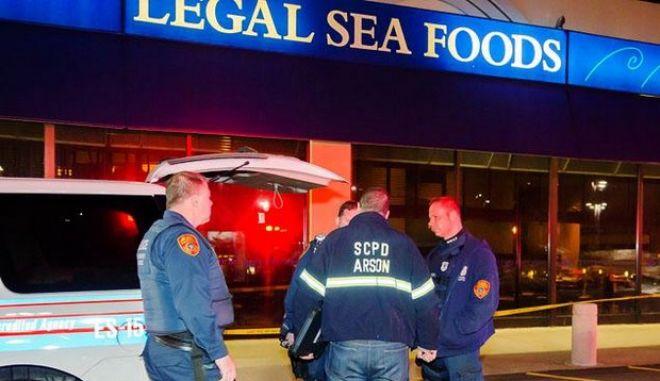 Νεκρός από δηλητηρίαση με μονοξείδιο του άνθρακα σε εστιατόριο της Ν Υόρκης