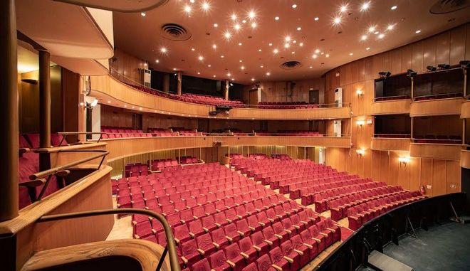 Το δημοτικό μουσικό θέατρο Μαρία Κάλλας