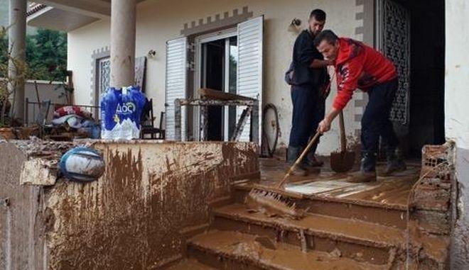 Ο Όμιλος Aldemar Resorts δίπλα στους πλημμυροπαθείς της Μάνδρας