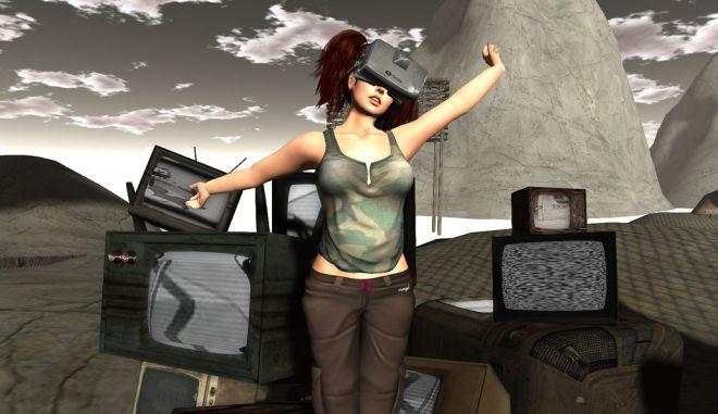 Η ζωή μετά τo Second Life είναι Εικονική