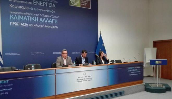 Πάνω από 1 δισ. ευρώ για την Ολοκληρωμένη Διαχείριση Απορριμμάτων