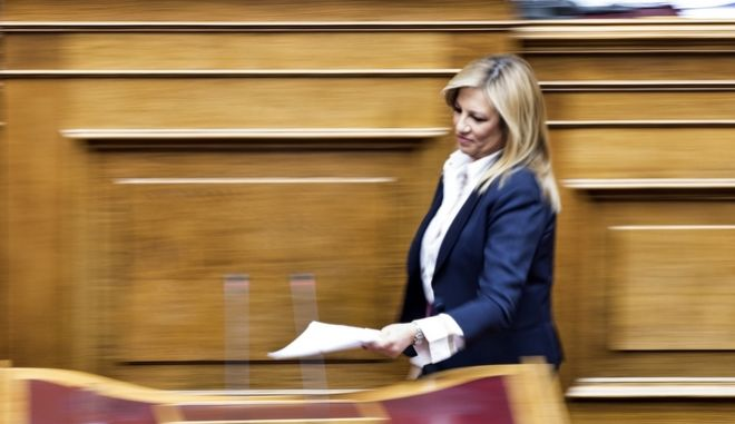 Political leaders' debate on primary sector and agricultural policy in Athens, Greec on Jan. 18, 2017 /    ,     143     ,           -   () ,    ,          ,  18 , 2017