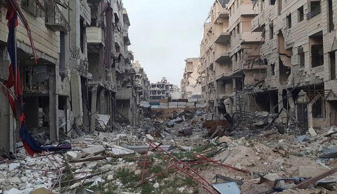 Επιθεωρητές όπλων θα μεταβούν στη συριακή πόλη Ντούμα