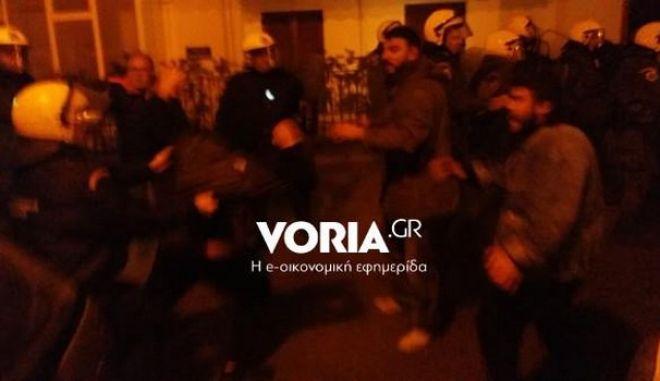 Θεσσαλονίκη: Ματαιώθηκε εκδήλωση με ομιλητή τον Γαβρόγλου μετά από επεισόδια