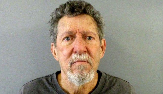 Ο Άλαν Λι Φίλιπς, την ημέρα της σύλληψης του που ήλθε 28 χρόνια μετά τις δυο δολοφονίες που έκανε.
