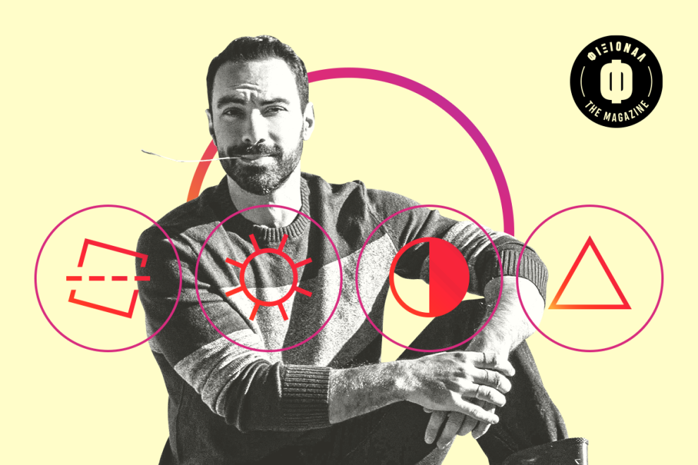 """Σάκης Τανιμανίδης: """"Με το Instagram κάτω, σκέφτηκα μέχρι και να βρω αληθινή δουλειά"""""""