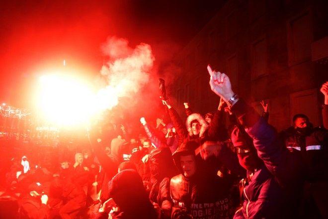 Επεισόδια στην Αλβανία μετά τη δολοφονία 25χρονου από αστυνομικό