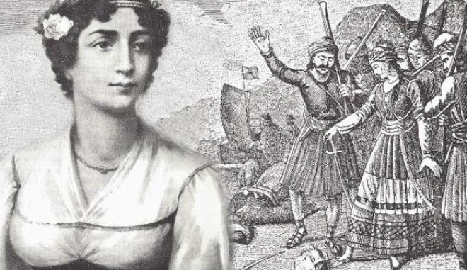 Όταν οι Μυκονιάτες με τη Μαυρογένους έριξαν Τούρκους και Αλγερινούς στη θάλασσα