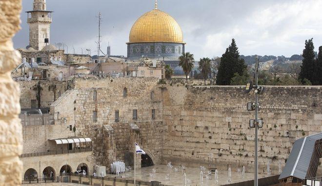 Η μεγάλη συναγωγή της Ιερουσαλήμ