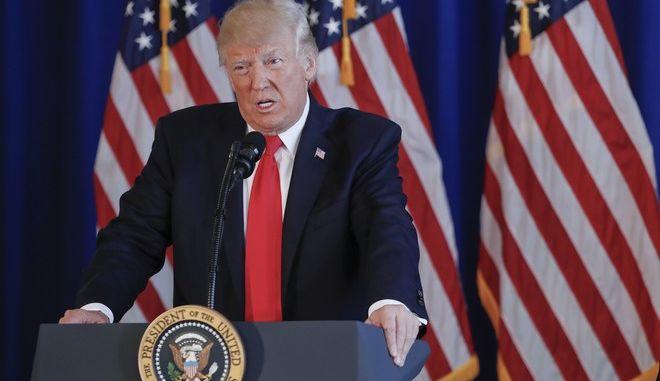 Λευκός Οίκος: Ο Τραμπ καταδίκασε όλες τις μορφές βίας
