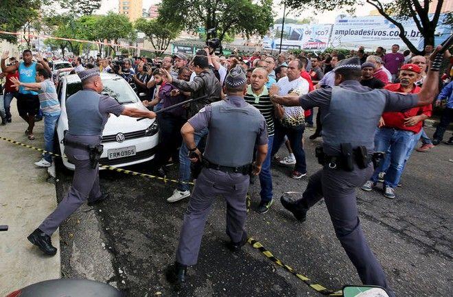 Βραζιλία: 'Πολλές εκδουλεύσεις' Λούλα στο σκάνδαλο Petrobras