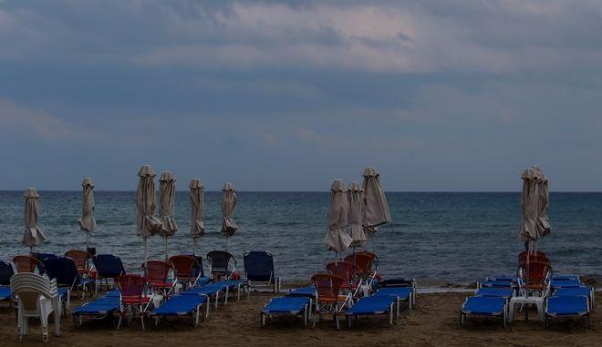 Παραλία - φωτογραφία αρχείου