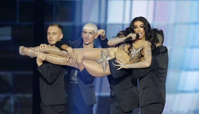 Φουρέιρα-Καρέ από τη συμμετοχή της στη Eurovision το 2019