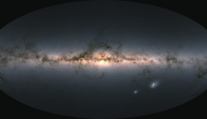 Αστρονόμοι δημιούργησαν τον πιο λεπτομερή 3D χάρτη του Γαλαξία