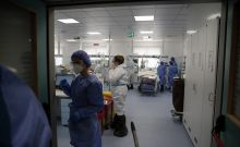Εντατική νοσοκομείου στην Αθήνα