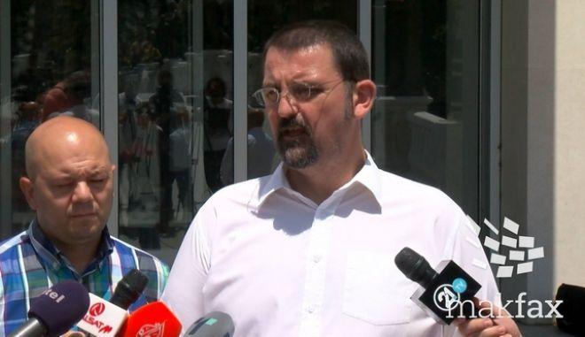 Σκόπια: Η αντιπολίτευση μηνύει τον Ζάεφ για εσχάτη προδοσία