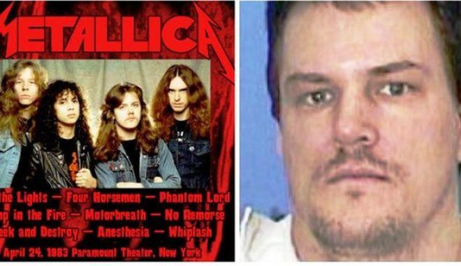 Μηχανή του Χρόνου: Έκανε φόνο για 13 δολάρια, τραγουδώντας Metallica