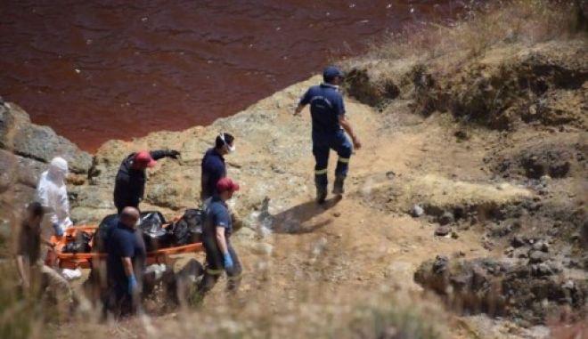 Serial killer Κύπρου: Σορός σε προχωρημένη αποσύνθεση και τσιμεντομπλόκ στη βαλίτσα