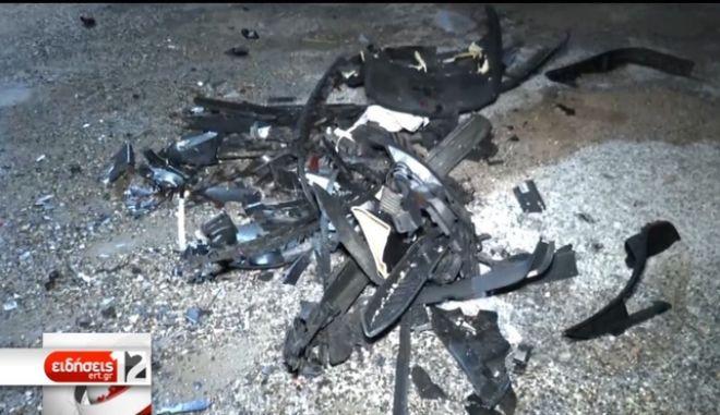 Τροχαίο δυστύχημα στην Κηφισιά: Εικόνες από το σημείο - Ξαδέλφια οι δύο νεκροί