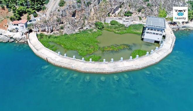 """Δίνη: Τα """"τρέλα νερά"""" που θα έσωζαν την Αθήνα από τη λειψυδρία"""