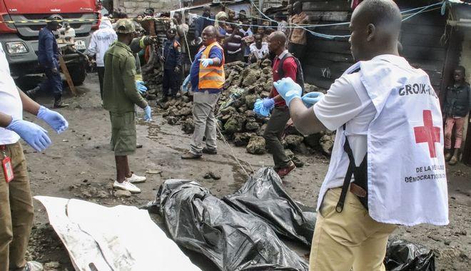 Κονγκό: Συντριβή αεροσκάφους σε κατοικημένη περιοχή - 24 νεκροί