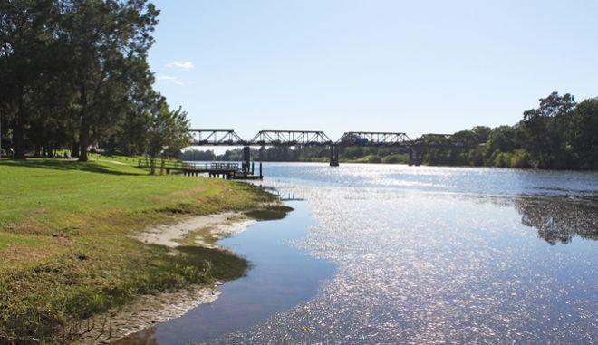 Ο ποταμός Macleay