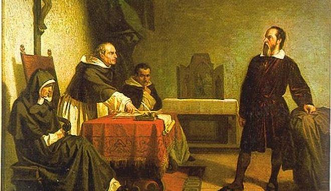 Μηχανή του Χρόνου: Ο επιστήμονας που κορόιδεψε τον Πάπα