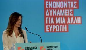Αχτσιόγλου: Υπάρχει ανάγκη αναπροσανατολισμού των ιεραρχήσεων που διέπουν το ευρωπαϊκό οικοδόμημα