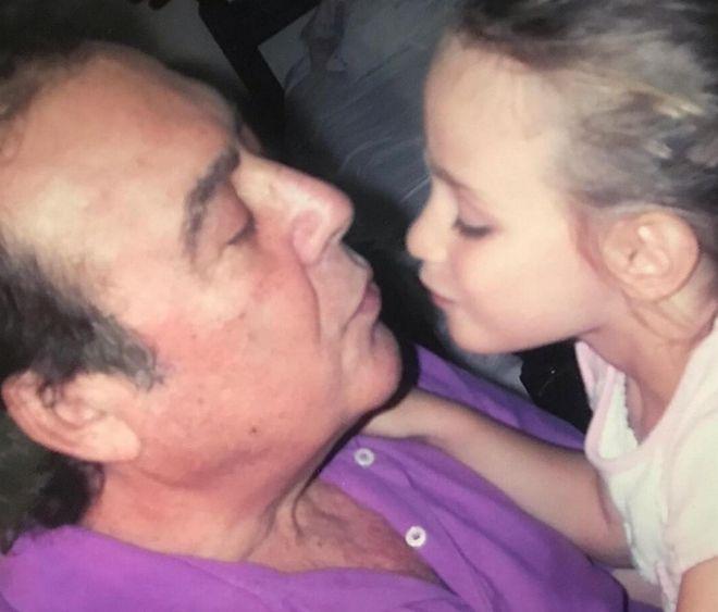 Μαρία Βοσκοπούλου: Το συγκινητικό αντίο στον πατέρα της