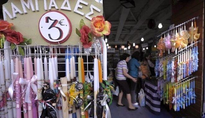 Απεργούν οι εμποροϋπάλληλοι την Κυριακή των Βαΐων