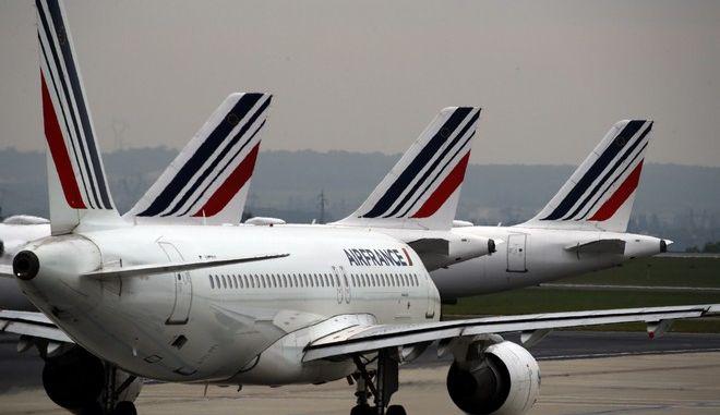 Αεροσκάφη της Air France