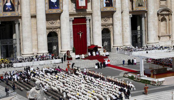 Ο Πάπας Φραγκίσκος αγιοποιεί δύο Παλαιστίνιες μοναχές