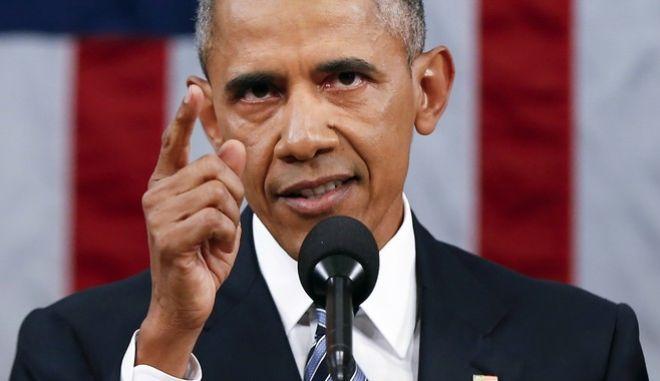Ο πρώην πρόεδρος των ΗΠΑ, Μπάρακ Ομπάμα