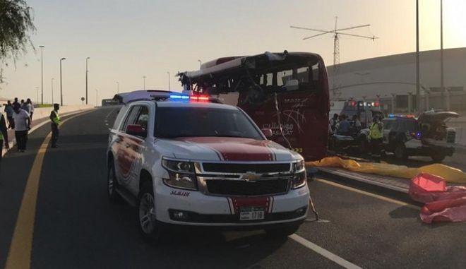 Αστυνομία στο Ντουμπάι