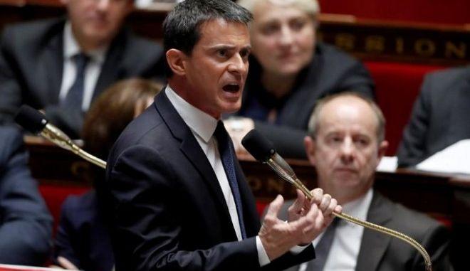 Βαλς: Η ΕΕ κινδυνεύει με διάλυση αν δεν ηγηθούν Γαλλία και Γερμανία