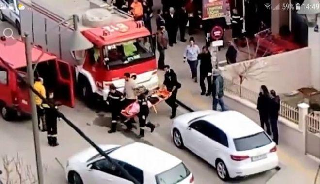 Χαλκιδική: Αυτοκίνητο 'μπούκαρε' σε σούπερ μάρκετ - Μια τραυματίας
