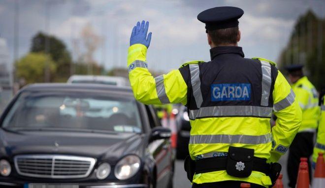 Αστυνομία στο Δουβλίνο