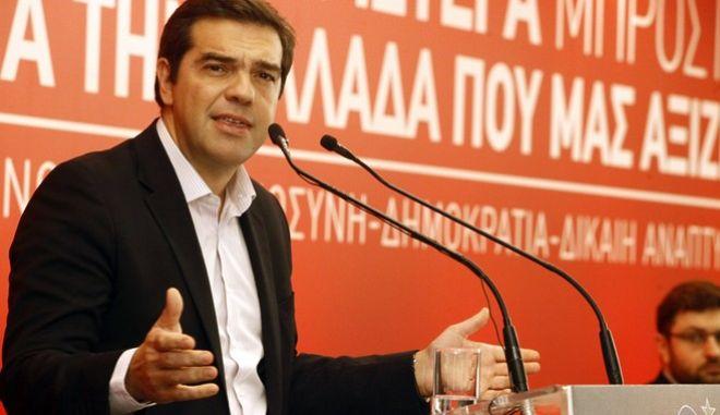 Συνεδρίαση της Κεντρικής Επιτροπής του ΣΥΡΙΖΑ την Κυριακή 23 Οκτωβρίου 2016, με θέματα την εκλογή Γραμματέα της Κ.Ε. και Πολιτικής Γραμματείας. (EUROKINISSI/ΓΙΩΡΓΟΣ ΚΟΝΤΑΡΙΝΗΣ)
