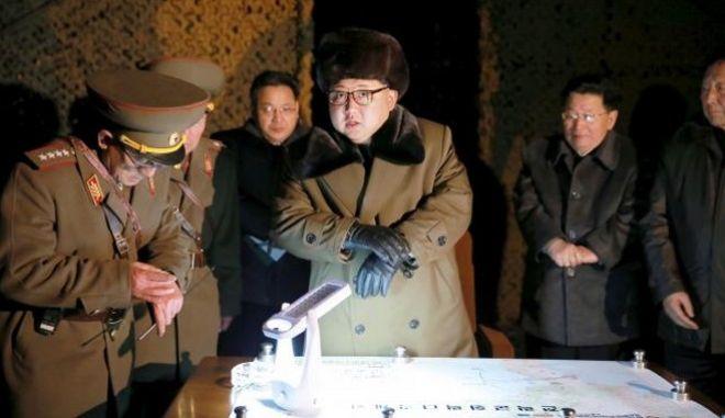 Ο Κιμ Γιόνγκ Ουν διέταξε την αναβάθμιση της ικανότητας πυρηνικής επίθεσης