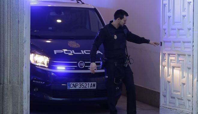 Αστυνομικές δυνάμεις της Ισπανίας