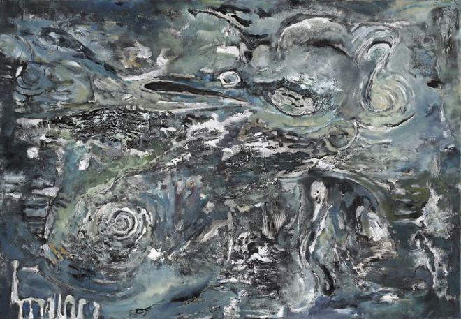 Μeta-synthesis: Η νέα έκθεση ζωγραφικής της Ντένης Θεοχαράκη
