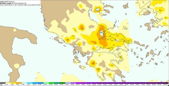 Πού θα χτυπήσει το νέο κύμα κακοκαιρίας: Η ανάλυση και οι χάρτες