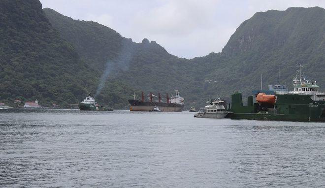Βόρεια Κορέα: Απελευθερώθηκε το ρωσικό αλιευτικό που είχε συλληφθεί